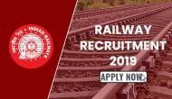 Railway Recruitment 2019: New vacancies released for MTS; read vacancy details