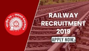 Railway Recruitment 2019: Apply for new vacancies, salary under 7th Pay Commission; check details