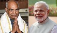 President Ram Nath Kovind, PM Modi greet citizens on Ganesh Chaturthi