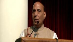 Rajnath Singh arrives in Japan to strengthen defence ties