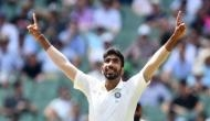 Jasprit Bumrah bags two early wickets to put visitors on top against Aus in ongoing Test