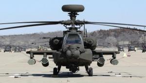 दुश्मनों को मिलेगी कड़ी टक्कर, आज वायुसेना का हिस्सा बनेंगे आठ अपाचे हेलिकॉप्टर