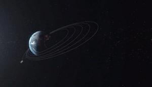 ISRO ने जारी की Chandrayaan 2 द्वारा भेजी गई चांद की अद्भुत तस्वीर