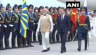 PM Modi bats for India-Russia collaboration to produce low cost military equipment