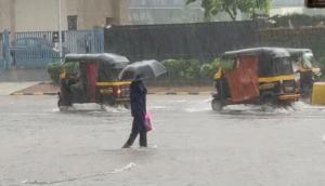 Heavy rains batter Mumbai due to severe thunderstorm