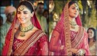 आलिया भट्ट ने रणबीर कपूर से रचा ली है शादी!  जानिए वायरल हो रही तस्वीर का सच