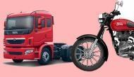 ऑटो संकट : टाटा ट्रक से लेकर रॉयल एनफील्ड तक, अगस्त में लगा इतना बड़ा झटका