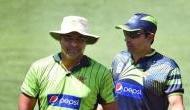 Misbah-ul-Haq, Waqur Younis named Pakistan cricket team's coach