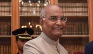 President Ram Nath Kovind's visit to Gumla cancelled