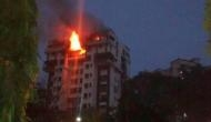 Madhya Pradesh: 7 injured due to fire in residential building in Indore