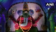 Andhra Pradesh: Ganesha made up of 2 lakh bangles steals the show at this Chittoor village