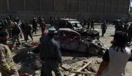 Taliban claims responsibility of car bomb attack in central Kabul