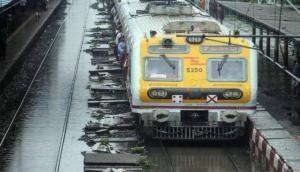 Mumbai: Train services restart in city after heavy rainfall