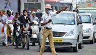 कार मालिक ने ट्रैफिक पुलिस को 27 लाख का जुर्माना देकर छुड़वाई 2 करोड़ की कार