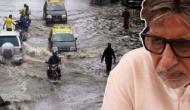 बारिश से मुंबई में मचा हाहाकार, अमिताभ बच्चन के बंगले में भरा पानी, देखिए वीडियो
