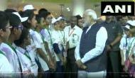 ISRO में छात्र ने कहा- मैं राष्ट्रपति बनना चाहता हूं, इस पर PM मोदी का जवाब आपको सुनना चाहिए
