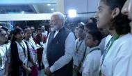 Student asks PM Modi, 'how to become President of India?'; his reply will make your day!