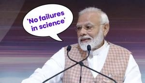PM Modi motivational quotes to ISRO's scientist: 'May have failed, but journey was spectacular'