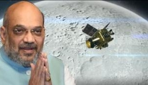 Amit Shah praises ISRO scientists for Chandrayaan 2, says every Indian proud