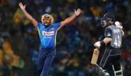 मलिंगा ने फिर रचा इतिहास, दोबारा लगातार 4 गेंदों पर झटके 4 विकेट