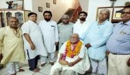 Freedom fighter Heeralal Sharma dies at age 95
