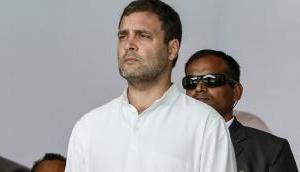 Rahul Gandhi criticises PM Modi for his 'Abki Baar Trump Sarkar' remark at Houston