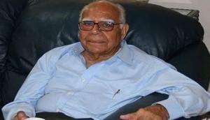 देश के दिग्गज वकील राम जेठमलानी का 95 साल की उम्र में निधन