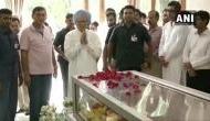 Sonia Gandhi, Manmohan Singh, top Congress leaders condole Ram Jethmalani's demise