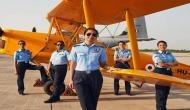 शैलजा धामी बनीं इंडियन एयर फोर्स की फ्लाइंग यूनिट की पहली महिला फ्लाइट कमांडेंट