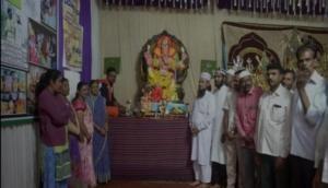 Karnataka: Hubli locals celebrate Ganesh Chaturthi, observe Muharram under one roof