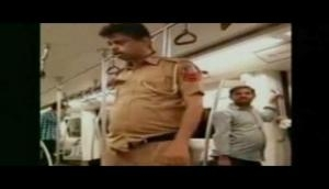 Delhi: Constable suspended after video of drinking in public goes viral