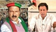 Ex-MLA from Imran Khan's party seeks political asylum in India