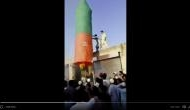 पाकिस्तानियों ने गुब्बारे को रॉकेट बनाकर छोड़ा, लोग बोले- भारत चांद पर पहुंच गया तुम इसी में खुश रहो