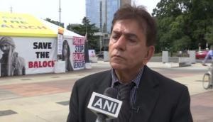 Pakistan's outcry over Kashmir is hypocrisy, says Baloch activist