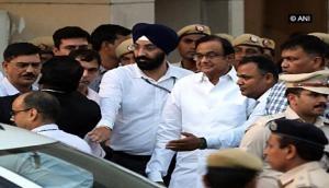 INX Media Scam: Delhi court extends judicial custody of Chidambaram till Oct 3