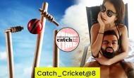Catch_Cricket@8: विराट-अनुष्का की सेल्फी से लेकर क्रिकेट जगत की तमाम बड़ी खबरें बस एक क्लिक पर