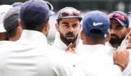 दक्षिण अफ्रीका के खिलाफ टेस्ट टीम का ऐलान, राहुल की हुई छुट्टी, इन खिलाड़ियों कोे मिली जगह