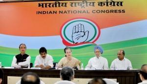Sonia Gandhi: BJP misusing mandate, Congress must expose Modi government