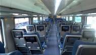 ट्रेन यात्रियों के लिए बड़ा तोहफा, मिलेगी फ्लाइट जैसी सुविधा
