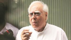Kapil Sibal attacks UP CM over 'Abba Jaan' remark