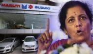 वित्त मंत्री के बयान से Maruti Suzuki असहमत, कहा- मंदी के लिए ओला-उबर नहीं जिम्मेदार