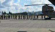 भारतीय सेना अमेरिका में दिखा रही जबरदस्त पराक्रम, तस्वीरें देख आप भी करेंगे सलाम