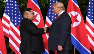 Donald Trump wants to meet Kim Jong-un at 'some point' this year