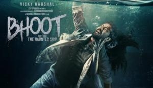 Bhoot: Part one - The Haunted Ship: Karan Johar shares new poster of Vicky Kaushal starrer