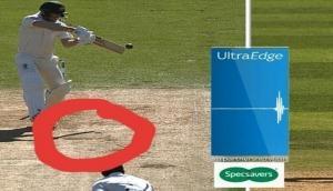 डेविड वार्नर के आउट होने पर हुआ विवाद, बल्ले से नहीं लगी गेंद फिर भी तीसरे अंपायर ने दिया आउट
