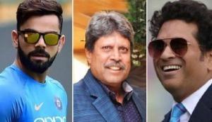 Kapil Dev eulogises Virat kohli, compares him to Sachin Tendulkar