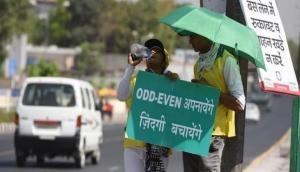 Delhi: Odd-even scheme returns to national capital from November 4