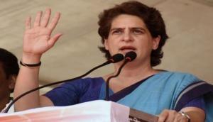 Priyanka Gandhi attacks BJP govt over economic slowdown says, 'People are watching'