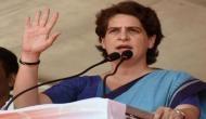 Farmers' interest limited to ads under BJP govt in UP: Priyanka Gandhi