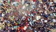 Maharashtra BJP MLA installs Shivaji statue without permission, held